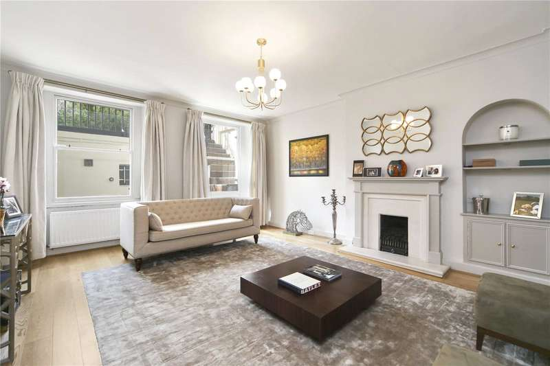 2 Bedrooms Flat for sale in Eccleston Square, SW1V