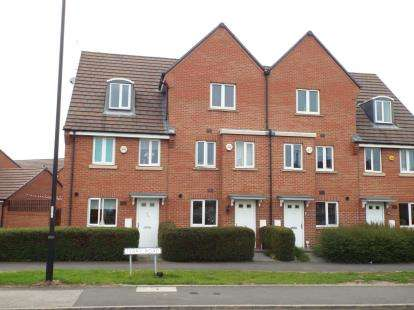 4 Bedrooms Terraced House for sale in Terry Road, Coventry, West Midlands