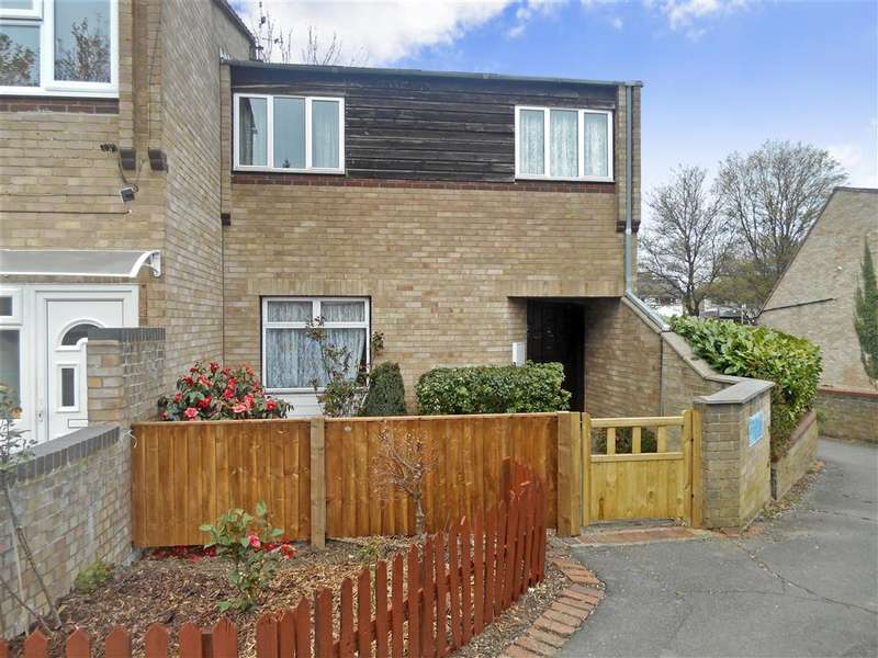 2 Bedrooms End Of Terrace House for sale in Malgraves Place, Basildon, Essex