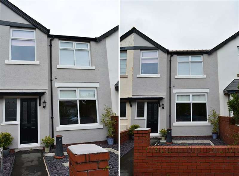 3 Bedrooms Terraced House for sale in Kendal Road, St Annes, FY8 2LQ