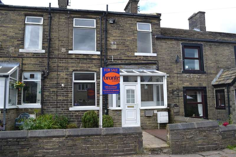 2 Bedrooms Terraced House for sale in Montrose Place, Queensbury, Bradford