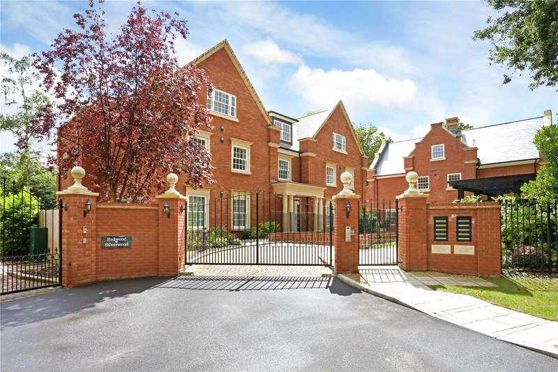 2 Bedrooms Flat for sale in Kingsland Court, London Road, Ascot, Berkshire, SL5