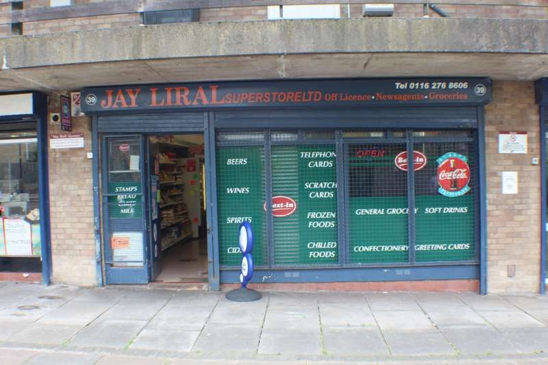Shop Commercial for sale in Radstone Walk, Leicester, LE5