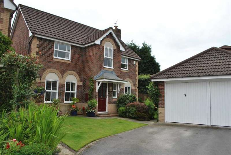4 Bedrooms Property for sale in Haydock Close, Macclesfield