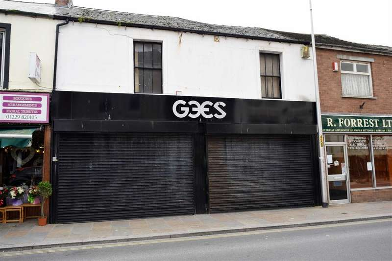 Property for sale in Cavendish Street, Barrow In Furness, Cumbria