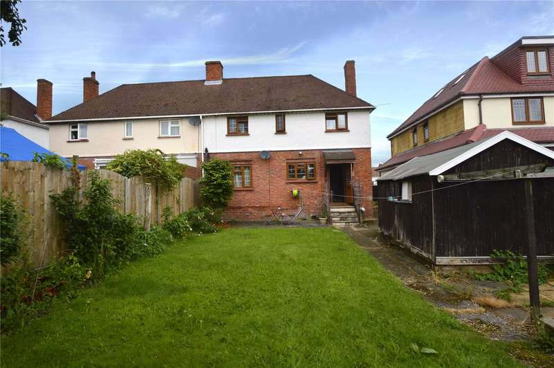 3 Bedrooms Semi Detached House for sale in Harrow Lane, Maidenhead, Berkshire, SL6