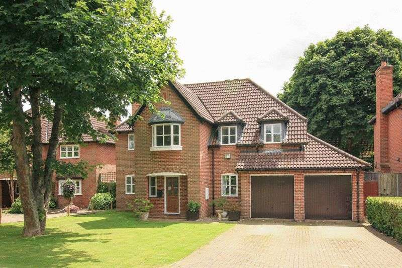 5 Bedrooms Detached House for sale in WHITCHURCH BUCKINGHAMSHIRE