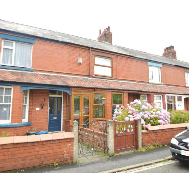 2 Bedrooms Terraced House for sale in Fairfield Road, Deeside