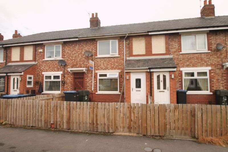 2 Bedrooms Terraced House for sale in Liverton Avenue, West Lane