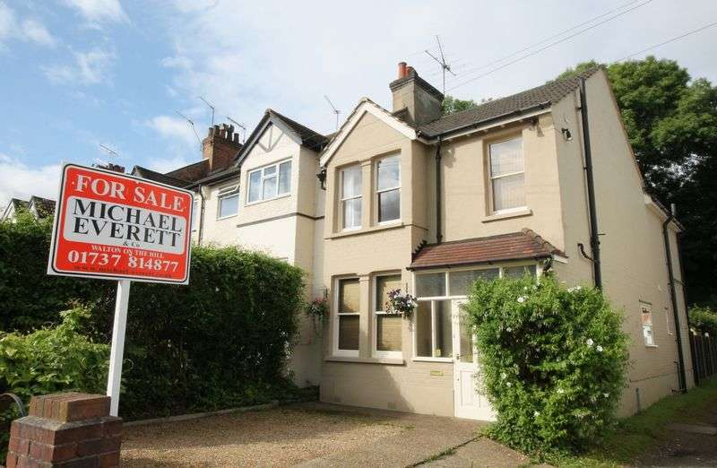 4 Bedrooms Terraced House for sale in Tadworth