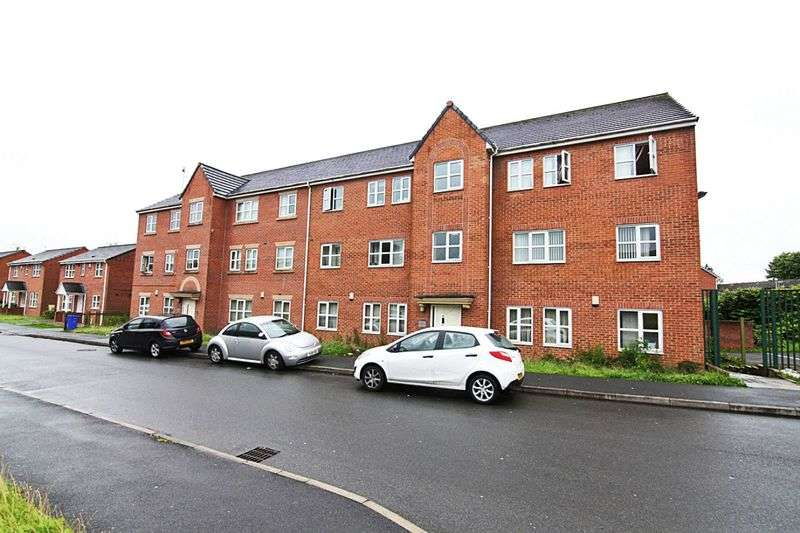 2 Bedrooms Flat for sale in Signal Drive, Manchester