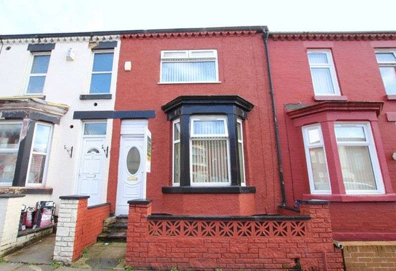 3 Bedrooms Terraced House for sale in Binns Road, Old Swan, Liverpool, L13