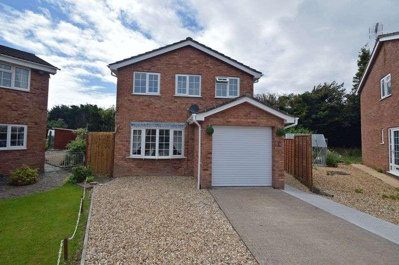 4 Bedrooms Detached House for sale in Blackmoor, Clevedon