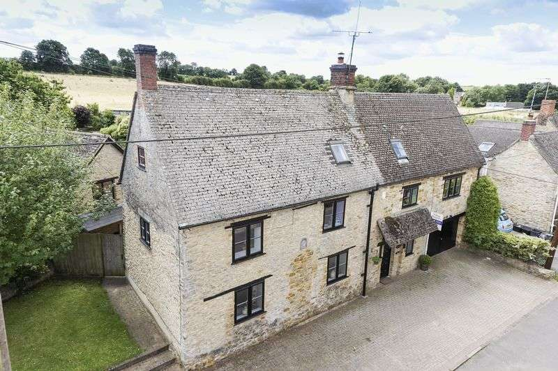 5 Bedrooms Cottage House for sale in South Street, Middle Barton