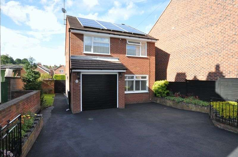 3 Bedrooms Detached House for sale in Brizlincote Street, Stapenhill