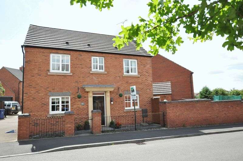3 Bedrooms Detached House for sale in Forest School Street, Burton-On-Trent