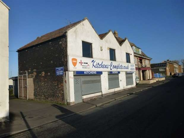 Property for sale in Bath Road, Bridgwater