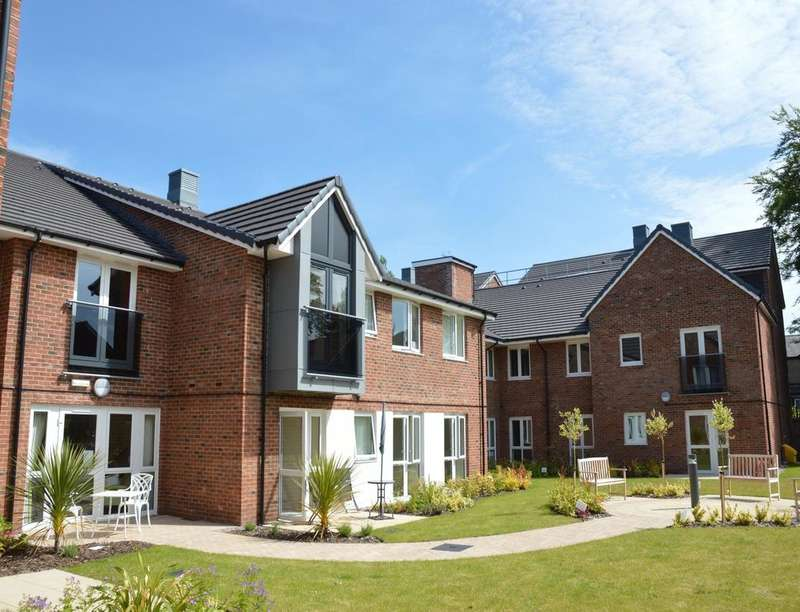 2 Bedrooms Flat for sale in County Road, Ormskirk, l39