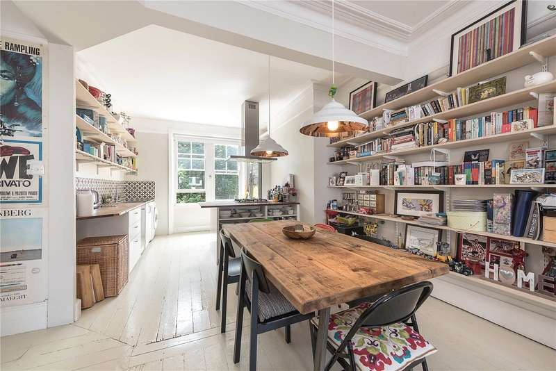 3 Bedrooms Flat for sale in Fortis Green Road, Muswell Hill, London, N10