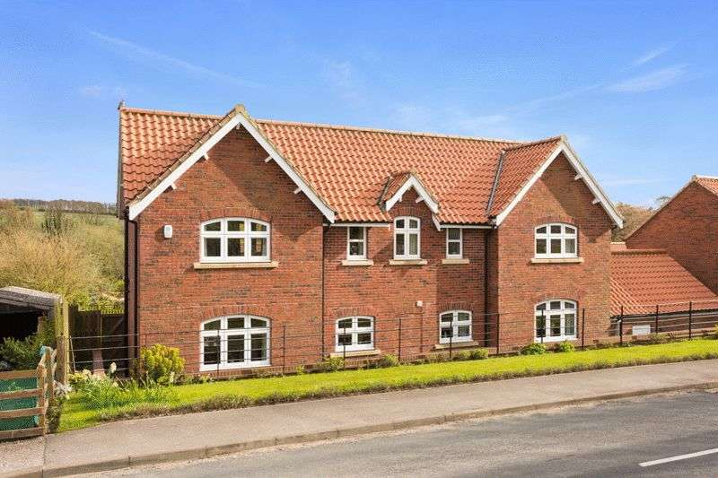 4 Bedrooms Detached House for sale in The Nook, Kirby Grindalythe, Malton, YO17 8DH