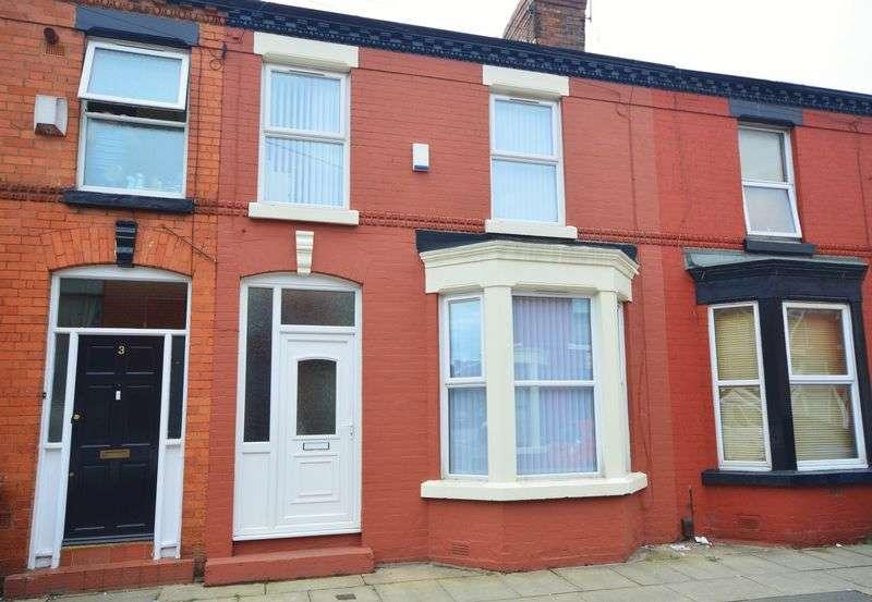 3 Bedrooms Terraced House for sale in Talton Road, Wavertree