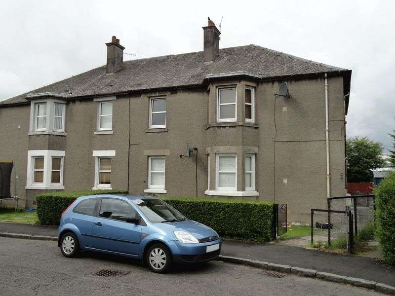 3 Bedrooms Flat for sale in Boghead Avenue, Dumbarton