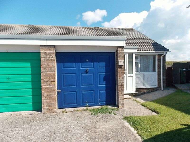 2 Bedrooms Bungalow for sale in Croft Road, Portland