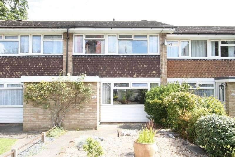 3 Bedrooms Terraced House for sale in Gander Green Lane, Cheam