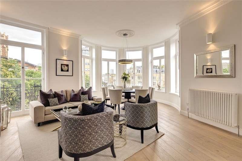 2 Bedrooms Flat for sale in Viscount Court, 1 Pembridge Villas, London, W2