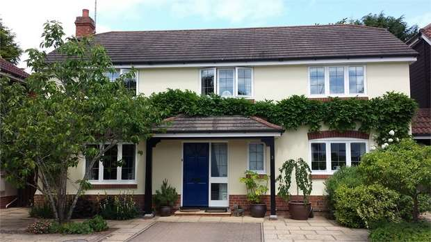 4 Bedrooms Detached House for sale in Otterton, Budleigh Salterton, Devon