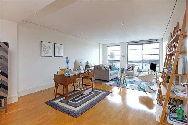 1 Bedroom Flat for sale in Spice Quay Heights, 32 Shad Thames, London
