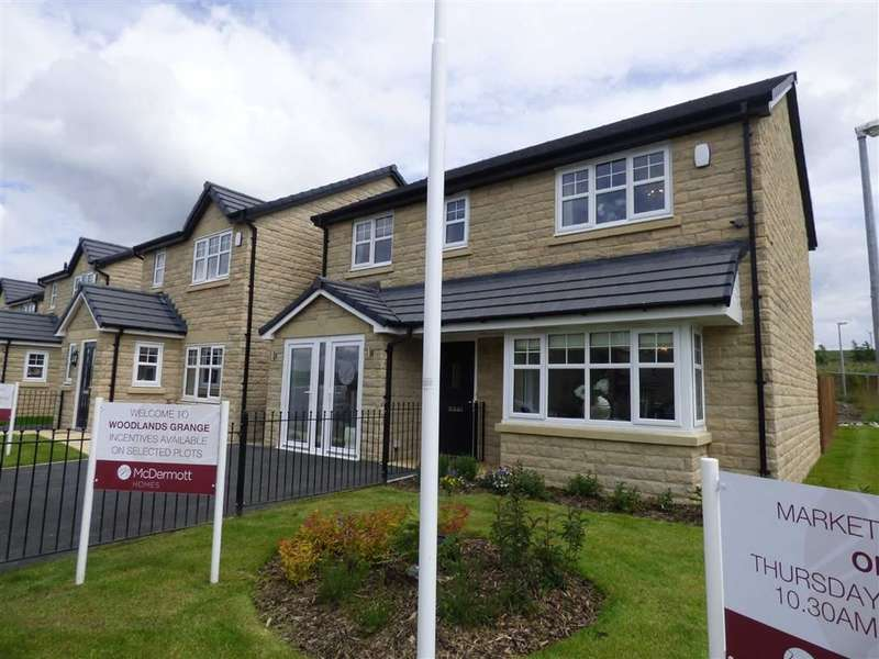 4 Bedrooms Property for sale in Plot 61, Chatham, Woodland Grange, Fieldfare Way, Bacup, Lancashire, OL13