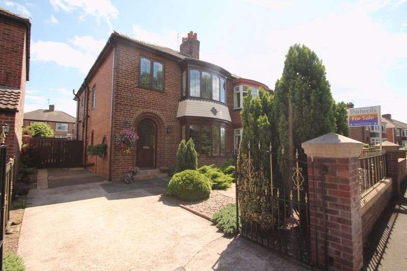 4 Bedrooms Semi Detached House for sale in High Street, Eston