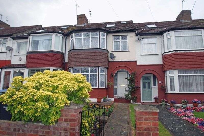 4 Bedrooms Terraced House for sale in PALMERS GREEN