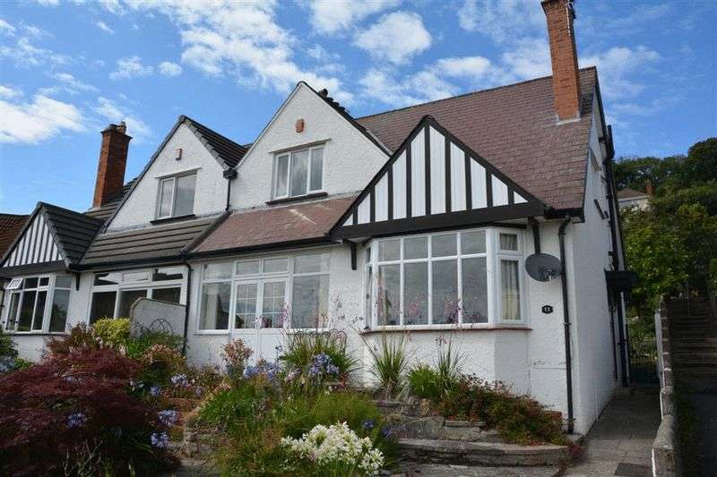 3 Bedrooms Semi Detached House for sale in Eastfield Gardens, Weston-Super-Mare