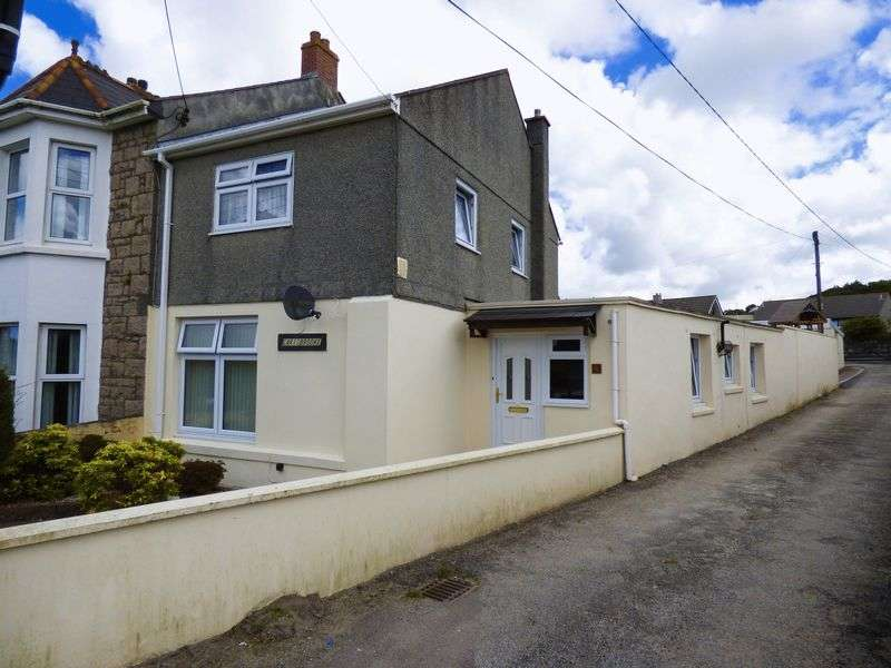 3 Bedrooms Terraced House for sale in LARGE FAMILY HOME WITH ANNEXE POTENTIAL IN REDRUTH
