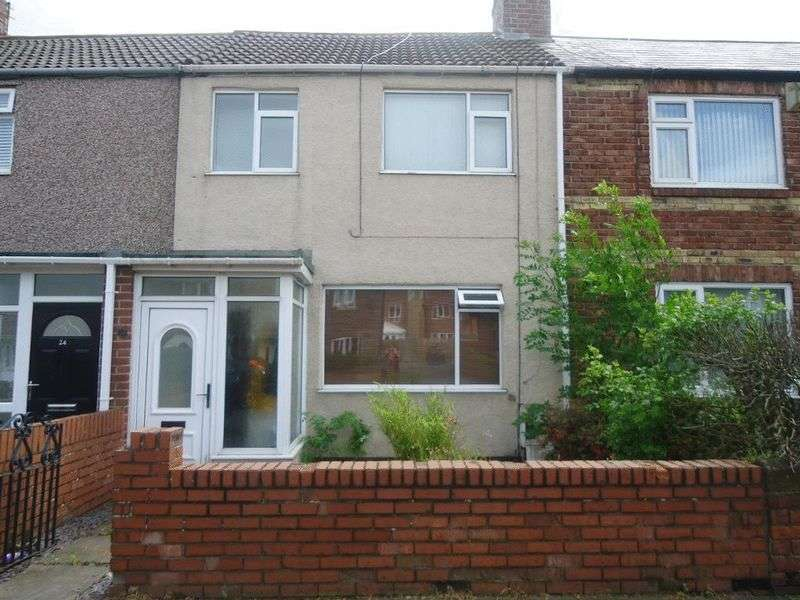 2 Bedrooms Terraced House for sale in Seventh Avenue, Ashington