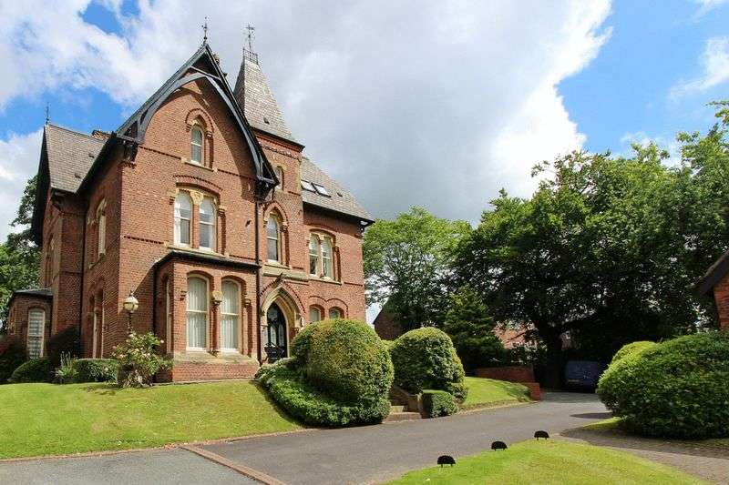 2 Bedrooms Flat for sale in Charlton Court, Charlton Avenue, Prestwich, Manchester