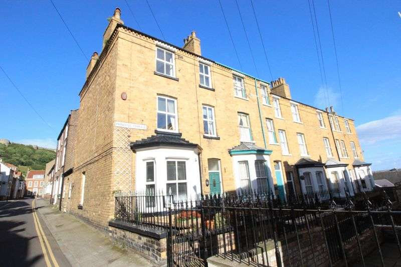 5 Bedrooms Terraced House for sale in Princess Terrace, Scarborough, YO11 1QT
