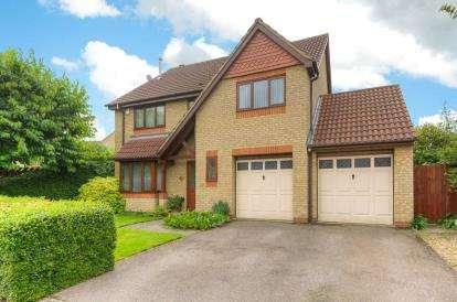 4 Bedrooms Detached House for sale in Studley Knapp, Walnut Tree, Milton Keynes, Buckinghamshire