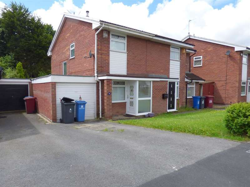2 Bedrooms Semi Detached House for sale in Cringles Drive, Tarbock Green, Liverpool