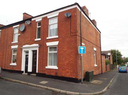3 Bedrooms End Of Terrace House for sale in West Street, Dukinfield, Greater Manchester