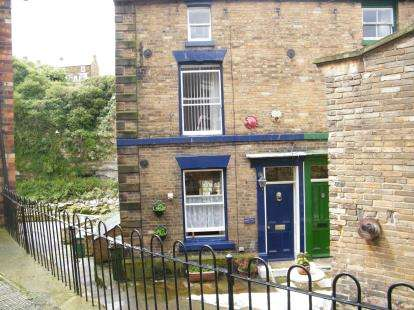 House for sale in Wesley Square, Staithes, Saltburn-by-the-Sea, North Yorkshire