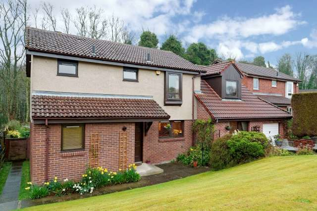 4 Bedrooms Detached House for sale in Southerton Gardens, Kirkcaldy, Fife, KY2 5NG