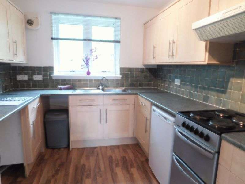 2 Bedrooms Flat for sale in 26 Tulloch Square Dingwall 2500 Below HR Valuation