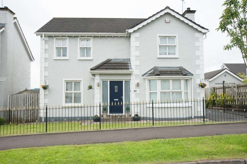 4 Bedrooms Detached House for sale in Oakdene, Lane, County Antrim, BT40