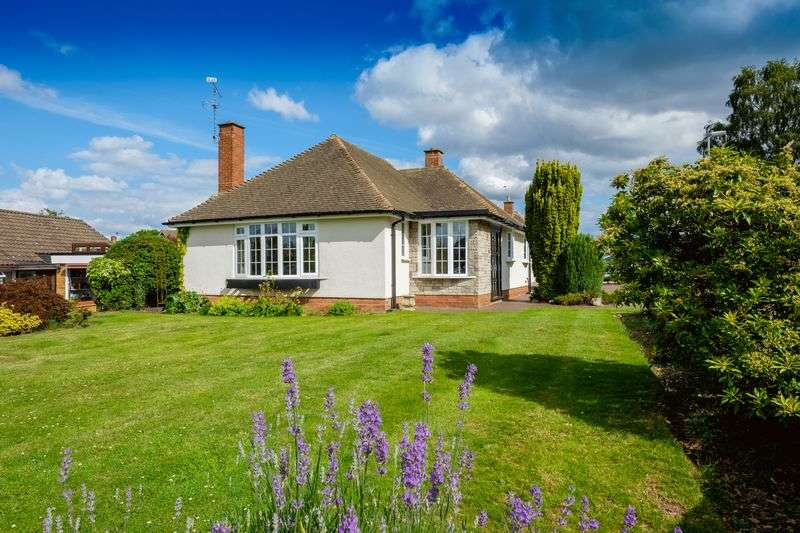 3 Bedrooms Detached Bungalow for sale in Crestwood Park, Brewood, Stafford
