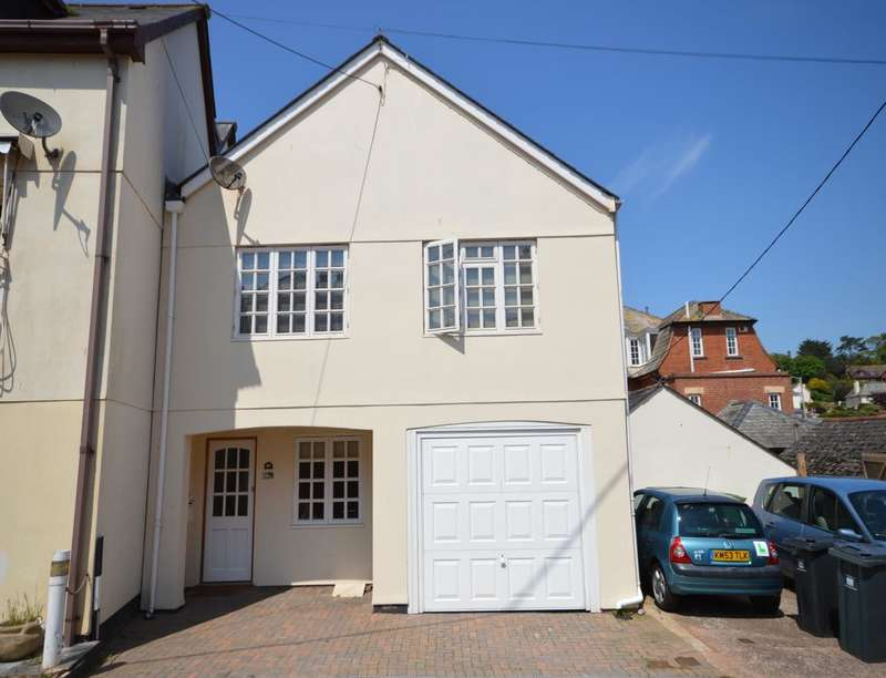 3 Bedrooms Semi Detached House for sale in Queen Street, Budleigh Salterton, EX9