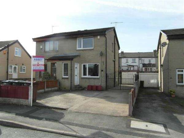 2 Bedrooms Semi Detached House for sale in Ascot Parade, Bradford