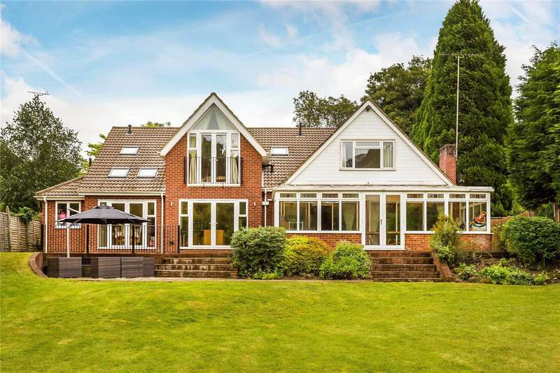 6 Bedrooms Detached House for sale in Slines Oak Road, Woldingham, Surrey, CR3